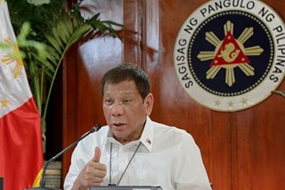 House moves to grant Duterte anti-red tape powers