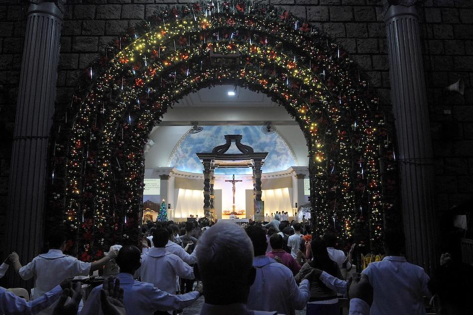 Simbang Gabi papayagan sa Maynila pero di puwedeng punuan 1