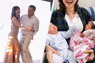 'God is a way-maker': Coleen and her father are raising babies at the same time