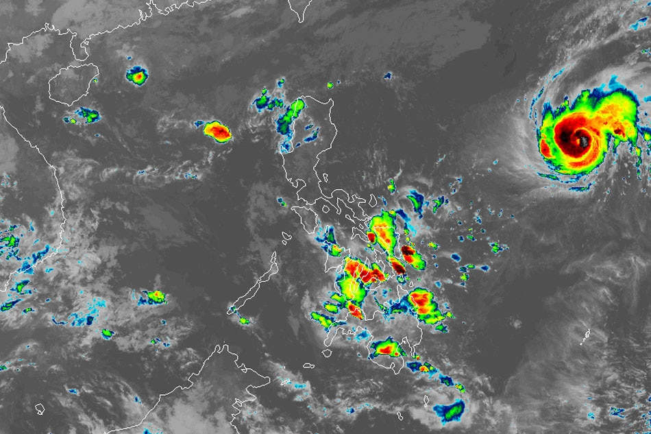 US JTWC: 'Rolly' to become super typhoon before Luzon landfall