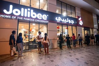 Jollibee opens new store in Abu Dhabi, 48th in Middle East