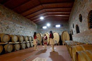 In good spirits: Albania's beloved brandy boosts morale