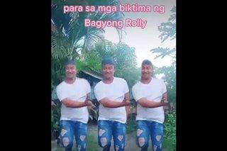 Inspirasyon hatid ng 'dancing teacher' sa mga biktima ng bagyo