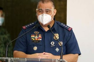 PNP chief says he lost more weight due to strict diet, exercise