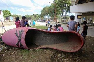 After the big flood in Marikina