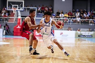 FIBA: Gilas players 'fighting through aches and pains' after long layoff