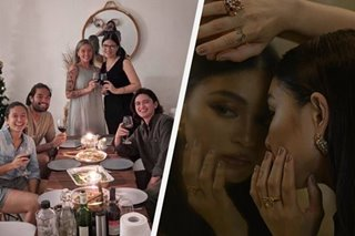 'I was actually invited': Nadine reprimands fans over nasty comments vs friend who had dinner with James