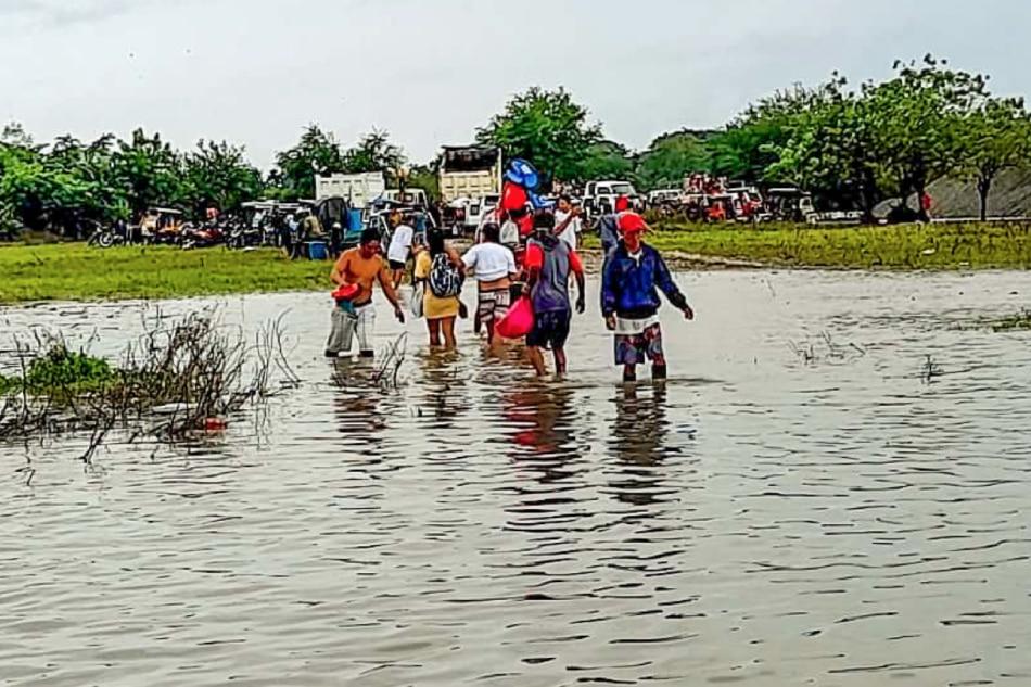 TINGNAN: Barangay sa Tuguegarao City muling binaha 3