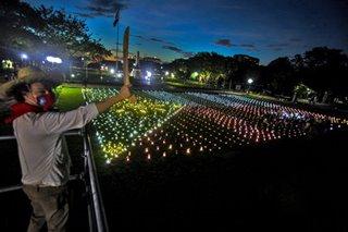 Honoring frontliners on Bonifacio Day
