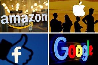 Big Tech booms even as lockdown living wanes