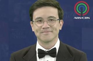 WATCH: Arjo Atayde's poignant Asian Academy Creative Awards speech