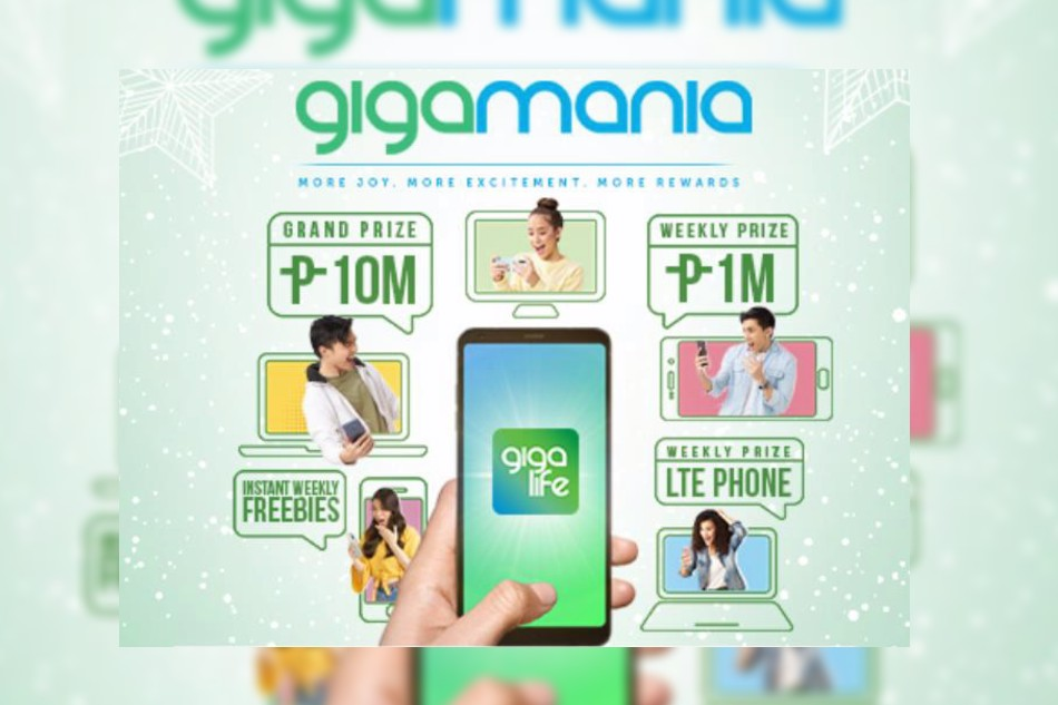 Smart welcomes 2021 with GIGAMANIA