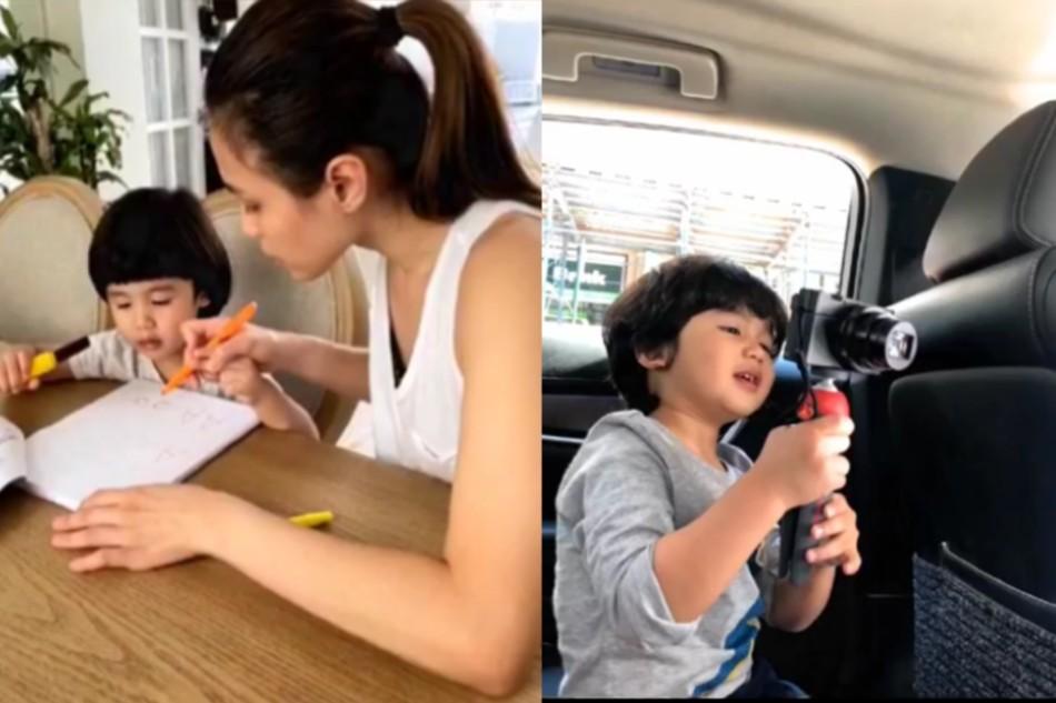 Toni Gonzaga on raising an All-Around Kid 2