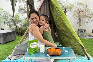 What Judy Ann looks for in food and milk for her kids