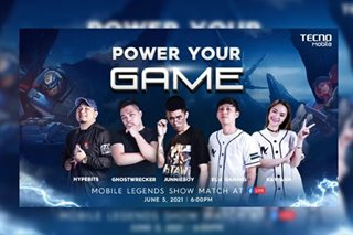 Power Your Game livestream to showcase local gamers
