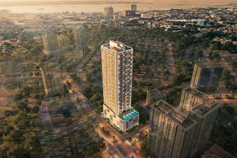 LOOK: A green condo will rise in Cebu City