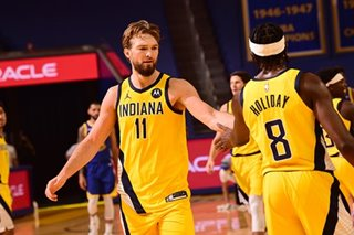 NBA: Pacers, Bucks enter matchup coming off high-scoring wins