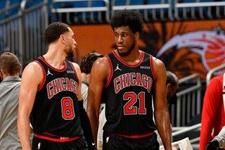 NBA: Bulls get their revenge, 118-92, over Magic
