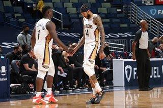 NBA: Williamson, Ingram each score 26 as Pelicans outlast Jazz