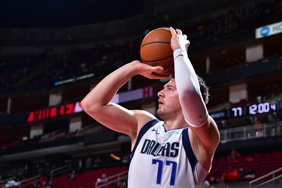NBA: Luka Doncic, Mavericks pull away to defeat Pistons 1