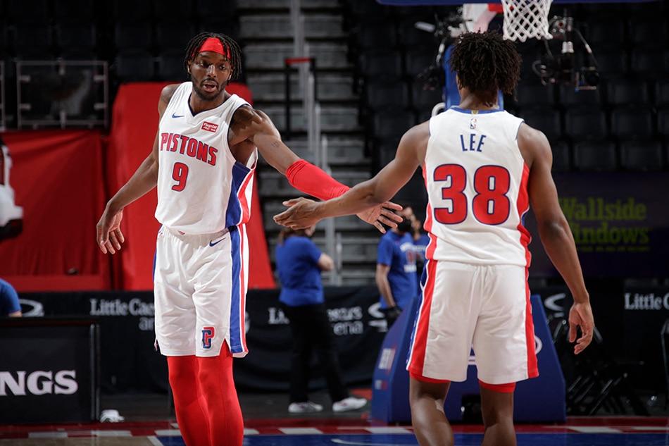 NBA: Jerami Grant, Frank Jackson power Pistons past Hawks 1