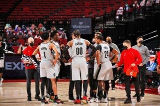 NBA: CJ McCollum scores 26 as Blazers blitz Grizzlies
