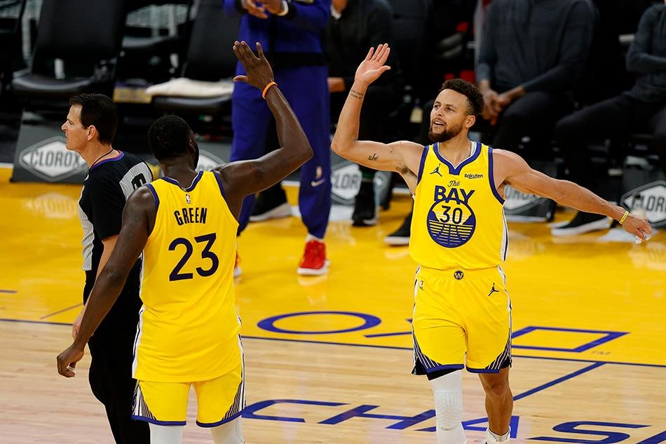 NBA: Steph Curry scores 41 as Warriors roast Pelicans 1