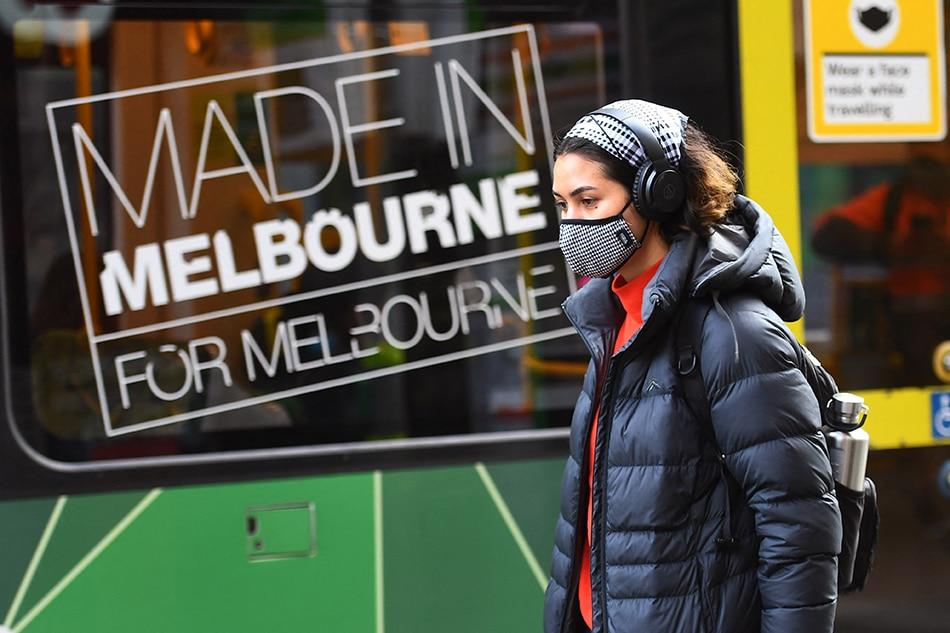 Melbourne returns to lockdown as Australia scrambles to curb outbreak 1