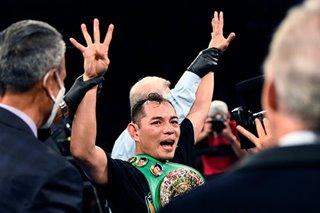 Boxing: Donaire stops Oubaali, earns WBC bantamweight belt