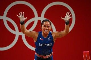 Hidilyn Diaz on possible Paris Olympics bid: 'Tingnan ko kung kaya pa'