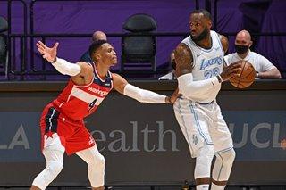 NBA: Wizards send Westbrook to LA, as Lakers get 'Big 3'