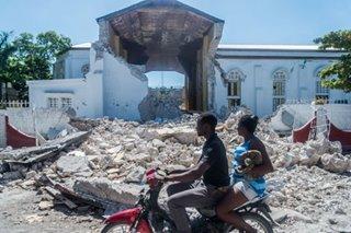 Haiti earthquake death toll climbs to 1,297