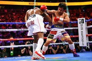 Pacquiao bows to Yordenis Ugas