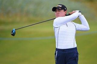 Steep drop for Yuka Saso at Women's British Open