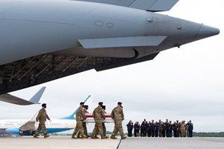 Biden honors 13 American servicemen killed in Kabul