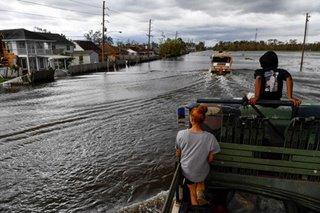 Rescuers, volunteers help in Hurricane Ida aftermath