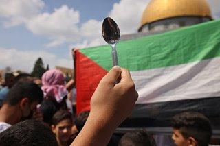 Palestinian jail breakers indicted