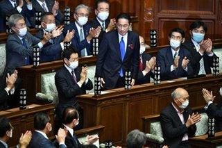 Fumio Kishida is Japan's new Prime Minister
