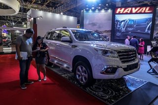 Philippines hits imported cars and vans with tariffs to help domestic industry