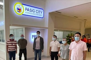 Pasig says at least 5 pct of registered businesses in city closed in 2020
