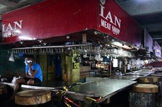 Pork holiday itinuloy ng meat vendors sa pagsisimula ng price cap
