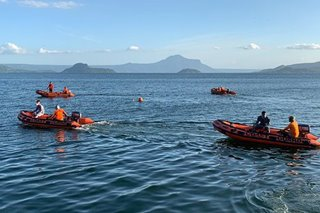 Globe offers free calls, wifi to select Taal areas as Phivolcs warns of possible eruption