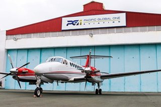 PLDT's air charter business sees growing demand in private transport service