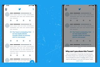 Here's how Twitter shields public conversations vs COVID-19 misinformation