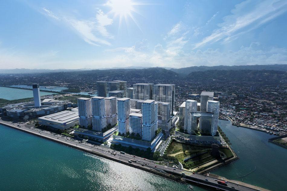 Ayala Land to spend nearly P90 billion in South Coast City development in Cebu 1