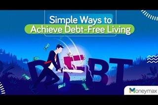 Simple Ways to Achieve Debt-Free Living