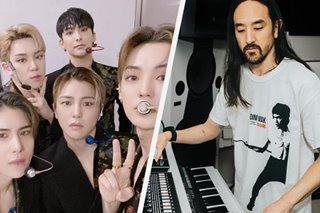 Steve Aoki, K-pop group A.C.E team up for remix