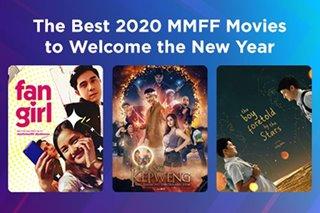 ABS-CBN TFC to screen three 2020 MMFF films