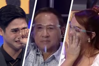 WATCH: Tears as lyrics mistake costs 'Tawag' hopeful grand finals slot