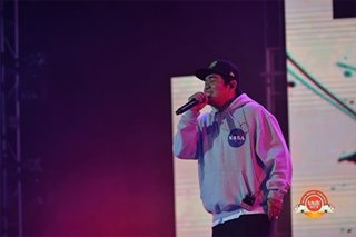 Gloc-9 named Artist of the Year at 6th Wish Music Awards